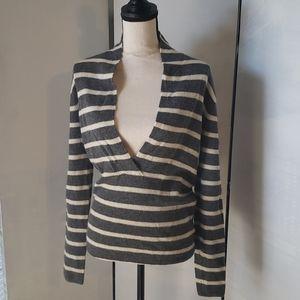 J. Crew ladies 100% baby Aplaca pullover